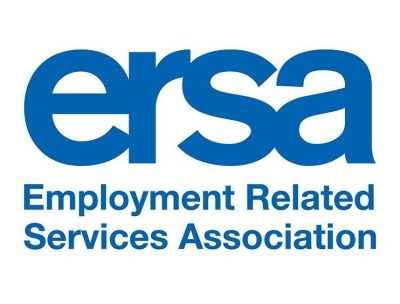We're a member of the Employment Related Services Association