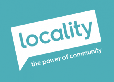We're a community anchor organisation, recognised by Locality